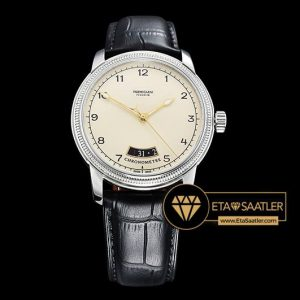 Parmigiani Fleurier Toric Chronometre Çelik Kasa Krem Kadran ETA