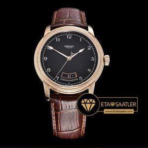 Parmigiani Fleurier Toric Chronometre Pembe Altın Kasa Siyah Kadran ETA