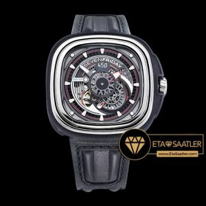 SevenFriday Racer P3C/IEN Edition Siyah ETA