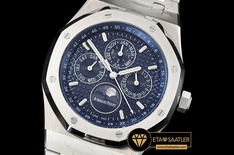 Ap0488 Royal Oak Perpetual Calendar 26574 Ssss Blue Jf A5134 Ap0488
