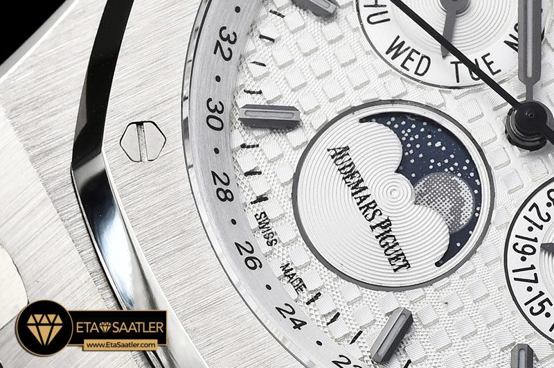 Ap0496 Royal Oak Perpetual Calendar 26574 Ssss White Jf A5134 Ap0496 2