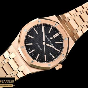 Ap0510b Royal Oak 15400 Rgrg Black Jf V3 My9015 Mod 3120 12