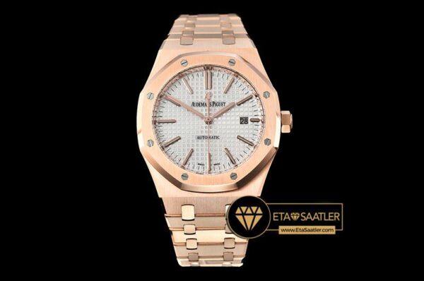 Ap0510c Royal Oak 15400 Rgrg White Jf V3 My9015 Mod 3120 13
