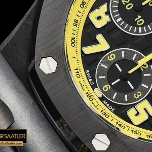 Ap0542 Ap Roo Bumblebee Forged Fcle Black Jf V2 A3126 Mod 09