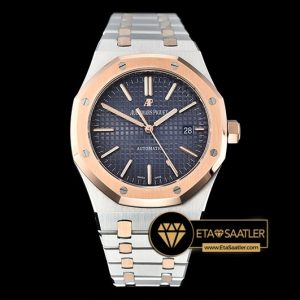 Ap0583b Royal Oak 15400 Rgss Blue Omf 11 My9015 Mod 3120 09 09