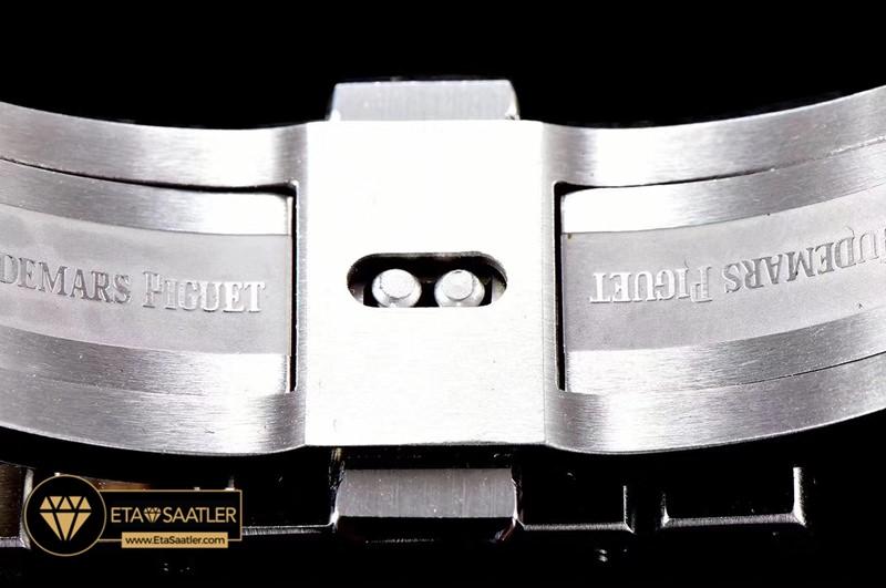 Audemars Piguet Royal Oak 15500 2019 Basel Çelik Kasa Mavi Kadran Super Clone ETA