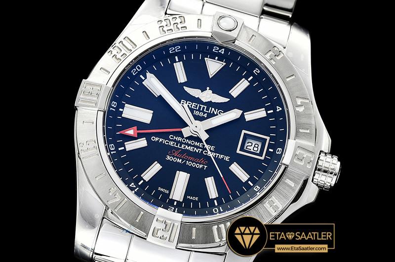 Bsw0347a Avenger Ii Gmt A3239011 Ssss Blue Gf A2836 Bsw0347a