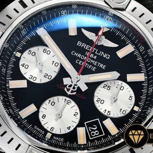Bsw0387b Chronomat Airborne 44 B01 Ssny Black Asia 7750 05 05