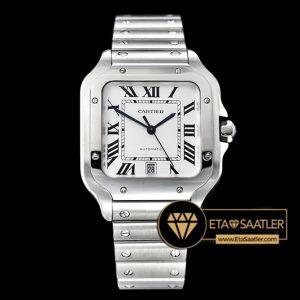 Cartier Santos De Cartier Men 2018 XL Çelik Kordon ETA