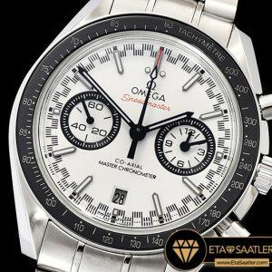 Omg0564a Speedmaster Moonwatch Ssss White Omf A7750 9900 Omg0564a