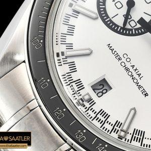 Omg0564a Speedmaster Moonwatch Ssss White Omf A7750 9900 Omg0564a 02