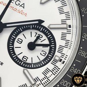 Omg0564a Speedmaster Moonwatch Ssss White Omf A7750 9900 Omg0564a 03