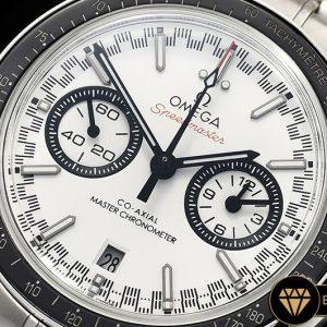 Omg0564a Speedmaster Moonwatch Ssss White Omf A7750 9900 Omg0564a 04