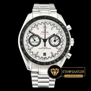 Omg0564a Speedmaster Moonwatch Ssss White Omf A7750 9900 Omg0564a 06
