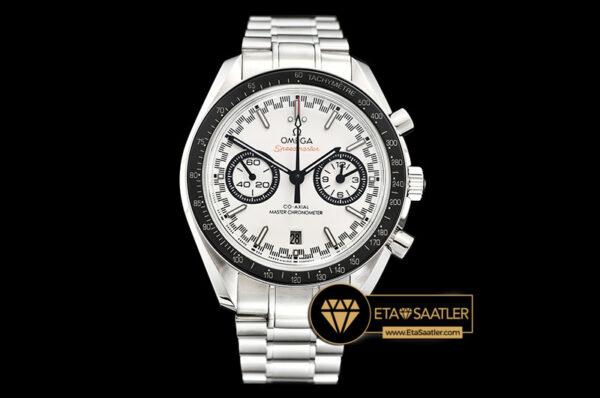 Omg0564a Speedmaster Moonwatch Ssss White Omf A7750 9900 Omg0564a 06