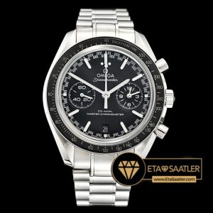 Omg0564b Speedmaster Moonwatch Ssss Black Omf A7750 9900 07