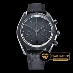 Omega Speedmaster Moonwatch Dark Side Of The Moon All Black Clone ETA