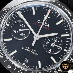 Omega Speedmaster Moonwatch Dark Side Of The Moon Black Clone ETA