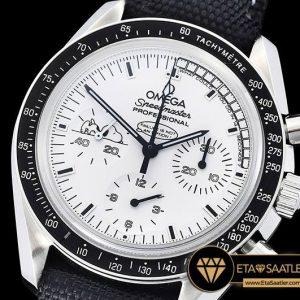Omg0596a Speedmaster Snoopy Ltd Ed Ssny White Omf V2 Venus 75 01 01