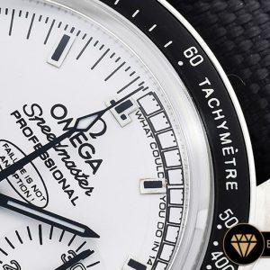 Omg0596a Speedmaster Snoopy Ltd Ed Ssny White Omf V2 Venus 75 02 02