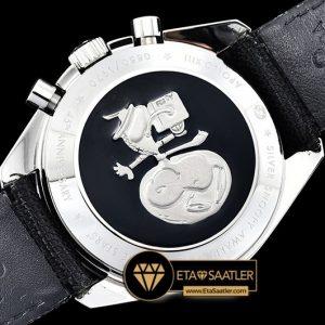 Omg0596a Speedmaster Snoopy Ltd Ed Ssny White Omf V2 Venus 75 09 09