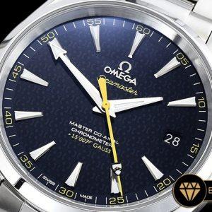 Omg0597 Aqua Terra 150m 007 James Bond Ssss Blue Vsf V2 A8500 05 05