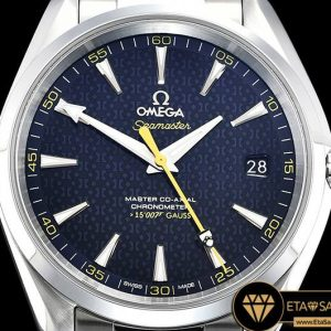 Omg0597 Aqua Terra 150m 007 James Bond Ssss Blue Vsf V2 A8500 07 07