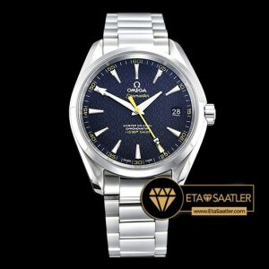 Omg0597 Aqua Terra 150m 007 James Bond Ssss Blue Vsf V2 A8500 08 08