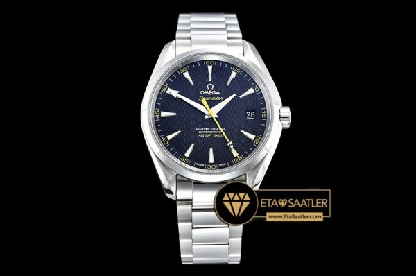 Omg0597 Aqua Terra 150m 007 James Bond Ssss Blue Vsf V2 A8500 08 08