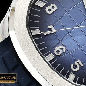 Pp0288 Aquanaut Ref.5168 42mm Ssru Bluenum Pf Asia 2824 Mod Pp0288 2