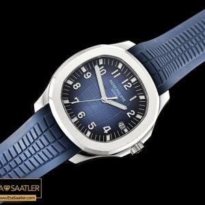 Pp0288 Aquanaut Ref.5168 42mm Ssru Bluenum Pf Asia 2824 Mod Pp0288 4