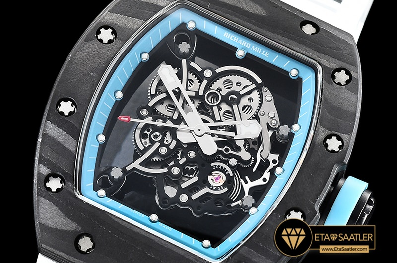 Rm0154a Rm055 Bubba Watson Fcvru Skeleton Blue Kvf My8215 Mod 04 04