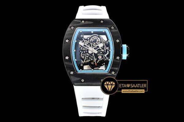 Rm0154a Rm055 Bubba Watson Fcvru Skeleton Blue Kvf My8215 Mod 06 06