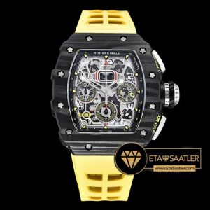 Rm0171h Rm011 03 Flyback Chrono Fcru (yellow) Kvf A7750 Mod 06 06