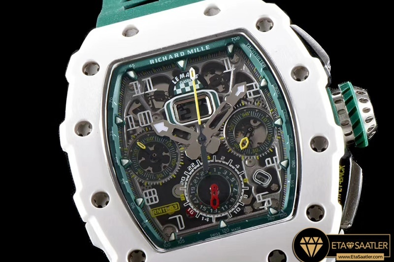 Rm0179a Richard Mille Rm 011 03 Le Mans 01 02