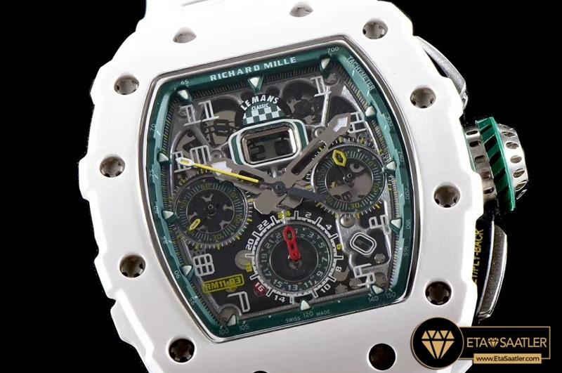 Rm0179b Richard Mille Rm 011 04 Le Mans 02 11