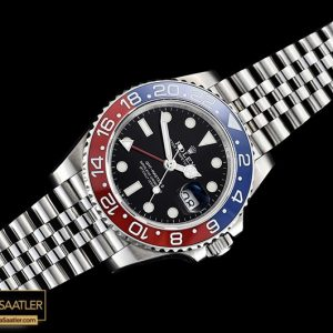 Rolgmt147b Gmt Master Ii 126710 Pepsi 904l Ssss Blk Gmf A2836 06 06