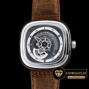 SevenFriday P2/03-W Edition Gri ETA
