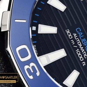 Tag0307 Aquaracer Calibre 5 Cer Blue Ssny Black V6f Asia 2824 Tag0307 2