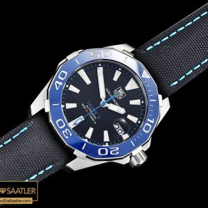 Tag0307 Aquaracer Calibre 5 Cer Blue Ssny Black V6f Asia 2824 Tag0307 4