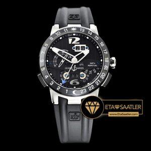 Ulysse Nardin Executive Toro 326-03 Çelik Kasa Siyah ETA