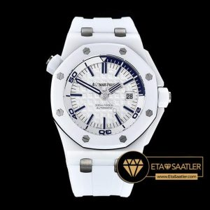 AP0546 - Royal Oak Diver 15707CE CERRU White JF V2 MY9015 Mod - 12.jpg