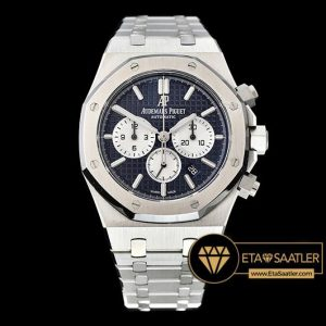 AP0558 - Royal Oak Chronograph 26331ST SSSS BlueWht OMF A7750 - 07.jpg