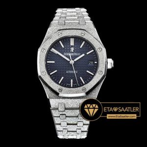 AP0511B - AP Royal Oak 37mm Frosted SSSS Blue JHF MY9015 - 11.jpg