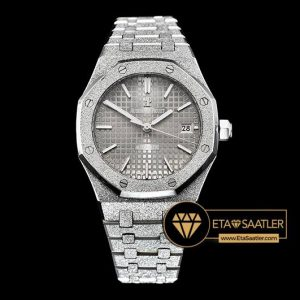 AP0511C - AP Royal Oak 37mm Frosted SSSS Grey JHF MY9015 - 11.jpg