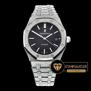 AP0511D - AP Royal Oak 37mm Frosted SSSS Black JHF MY9015 - 11.jpg