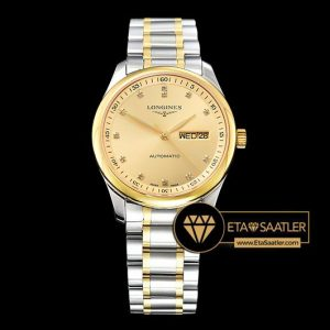 LON016A -Longines Master Collection DayDate YGSS LGF Gold A2836 - 09.jpg