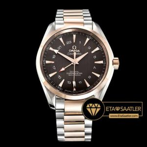 OMG0558 - Aqua Terra 150M GMT RGSS Brown VSF Ultimate Asia 8605 - 13.jpg