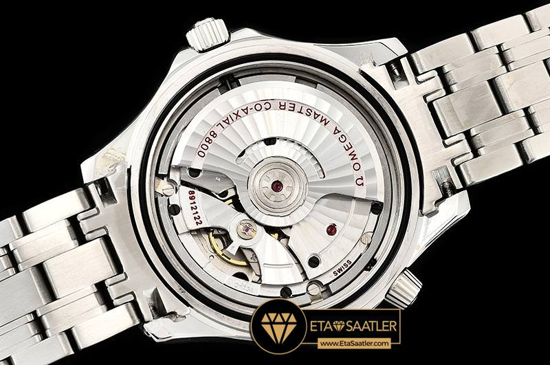 Omega Seamaster 300m Basel 2018 Gri Kadran ETA