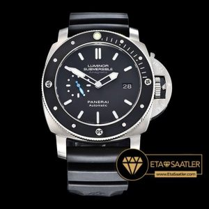 Panerai Luminor Submersible 1950 PAM1389 AMagnetic Titanyum Kasa Siyah Kadran ETA